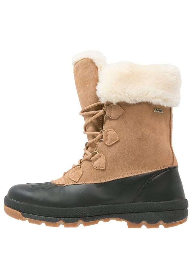 PRODUCT_IMAGE Aigle TENERE Snowboots camel