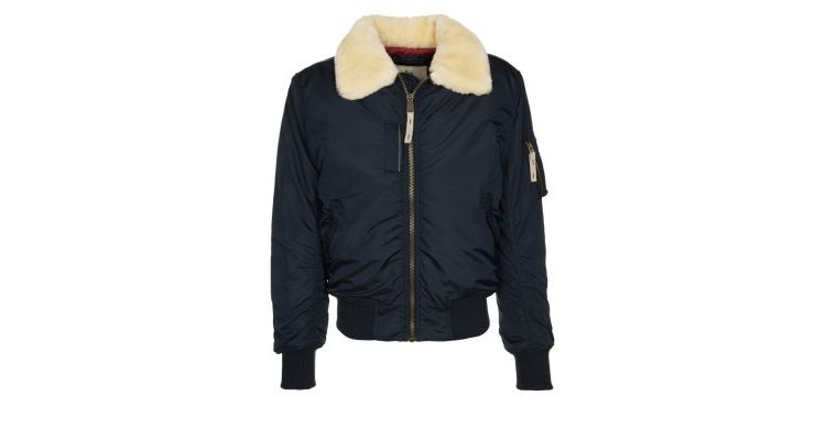 PRODUCT_IMAGE Alpha Industries INJECTTOR III Bomberjacks rep. blue
