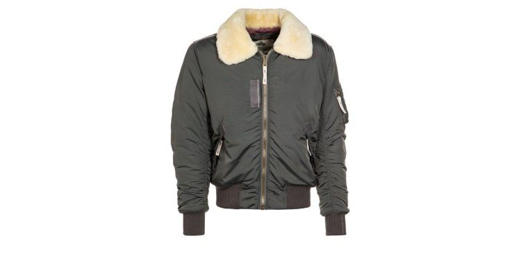 PRODUCT_IMAGE Alpha Industries INJECTTOR III Bomberjacks sage green