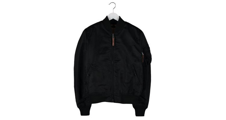 PRODUCT_IMAGE Alpha Industries Bomberjacks black
