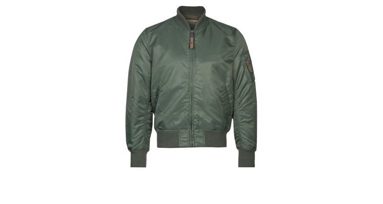 PRODUCT_IMAGE Alpha Industries Bomberjacks sage