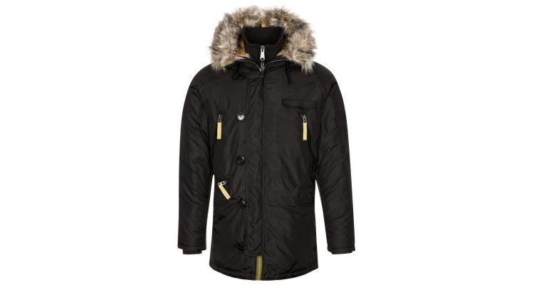 PRODUCT_IMAGE Alpha Industries Winterjas black