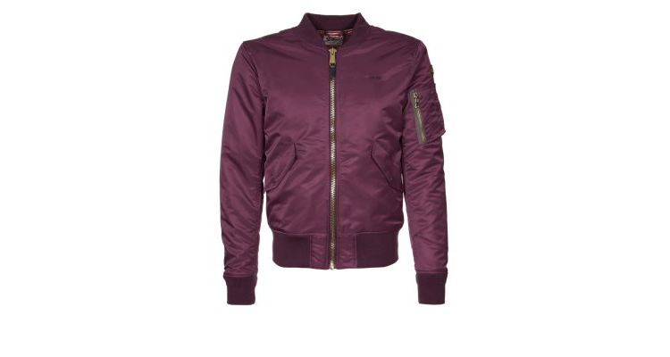 PRODUCT_IMAGE Schott NYC Bomberjacks bordeaux