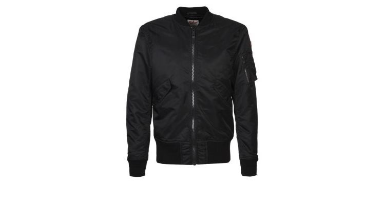 PRODUCT_IMAGE Schott NYC Bomberjacks black