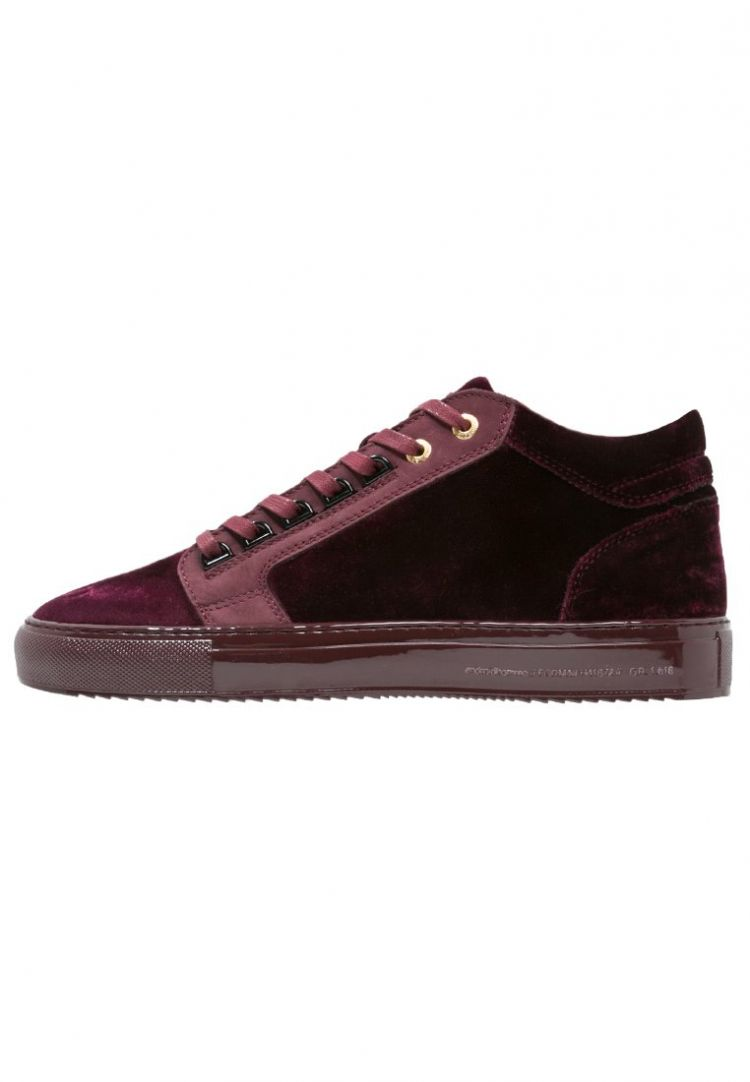 PRODUCT_IMAGE Android Homme PROPULSION Sneakers hoog wine