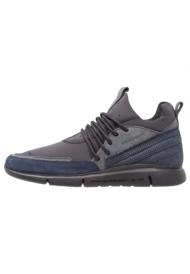 PRODUCT_IMAGE Android Homme RUNYON Sneakers laag navy/black/charcoal