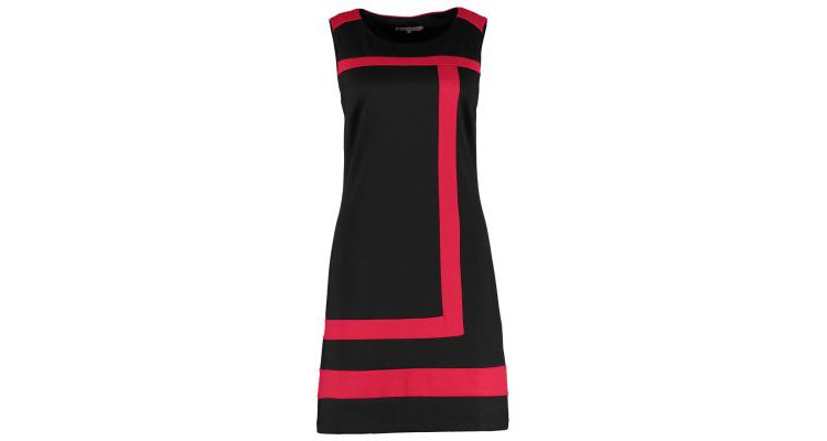 PRODUCT_IMAGE Anna Field Jerseyjurk black/red