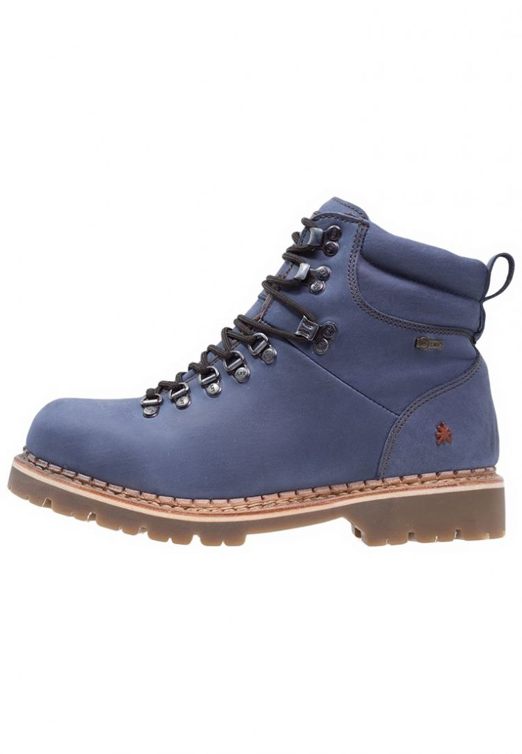 PRODUCT_IMAGE Art DRY AIR ALPINE Snowboots blue