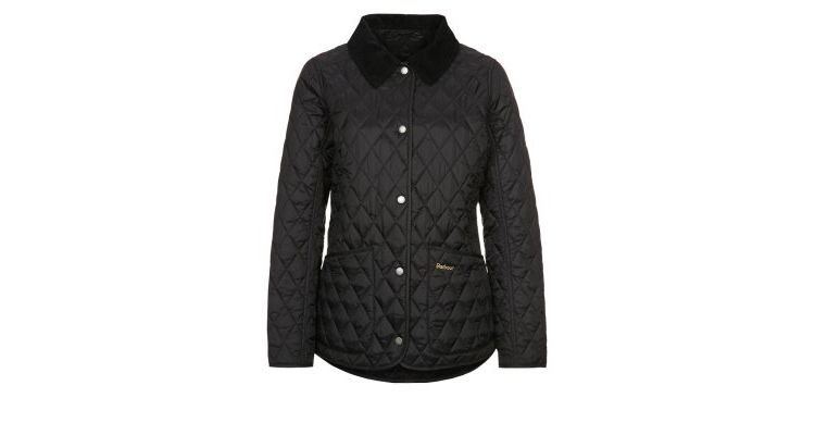 PRODUCT_IMAGE Barbour ANNANDALE Jas black