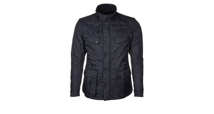PRODUCT_IMAGE Barbour International™ ARIEL POLARQUILT Jas Blauw