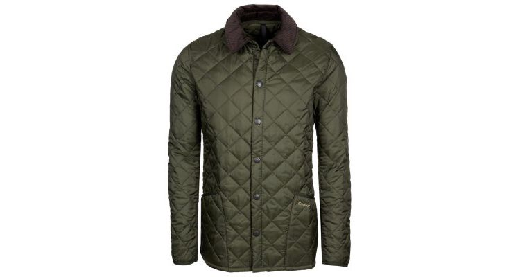 PRODUCT_IMAGE Barbour LIDDESDALE Jas olive