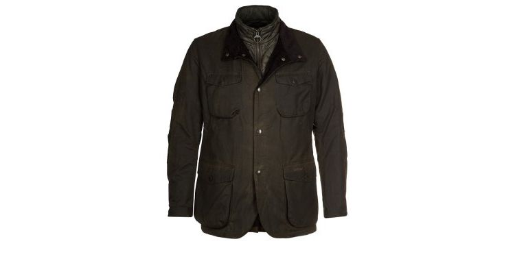 PRODUCT_IMAGE Barbour OGSTON Jas olive