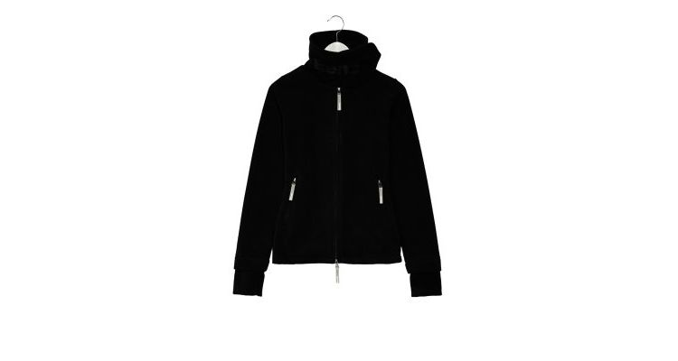PRODUCT_IMAGE Bench Fleece jack black
