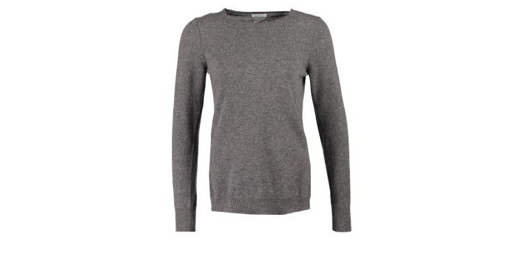 PRODUCT_IMAGE Benetton SLIM FIT Trui dark grey melange