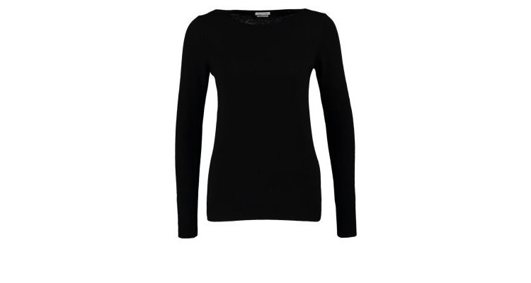 PRODUCT_IMAGE Benetton SLIM FIT Trui black