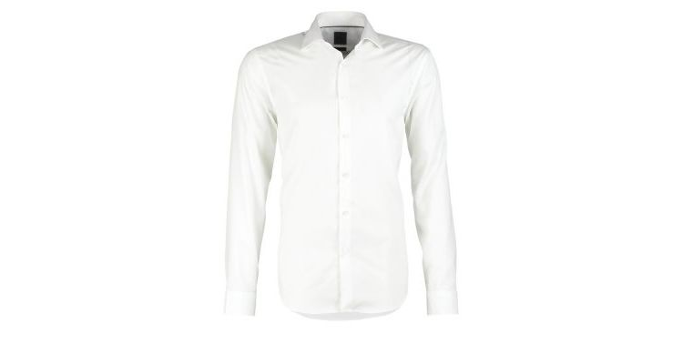 PRODUCT_IMAGE CK Calvin Klein CANNES FITTED Zakelijk overhemd weiss