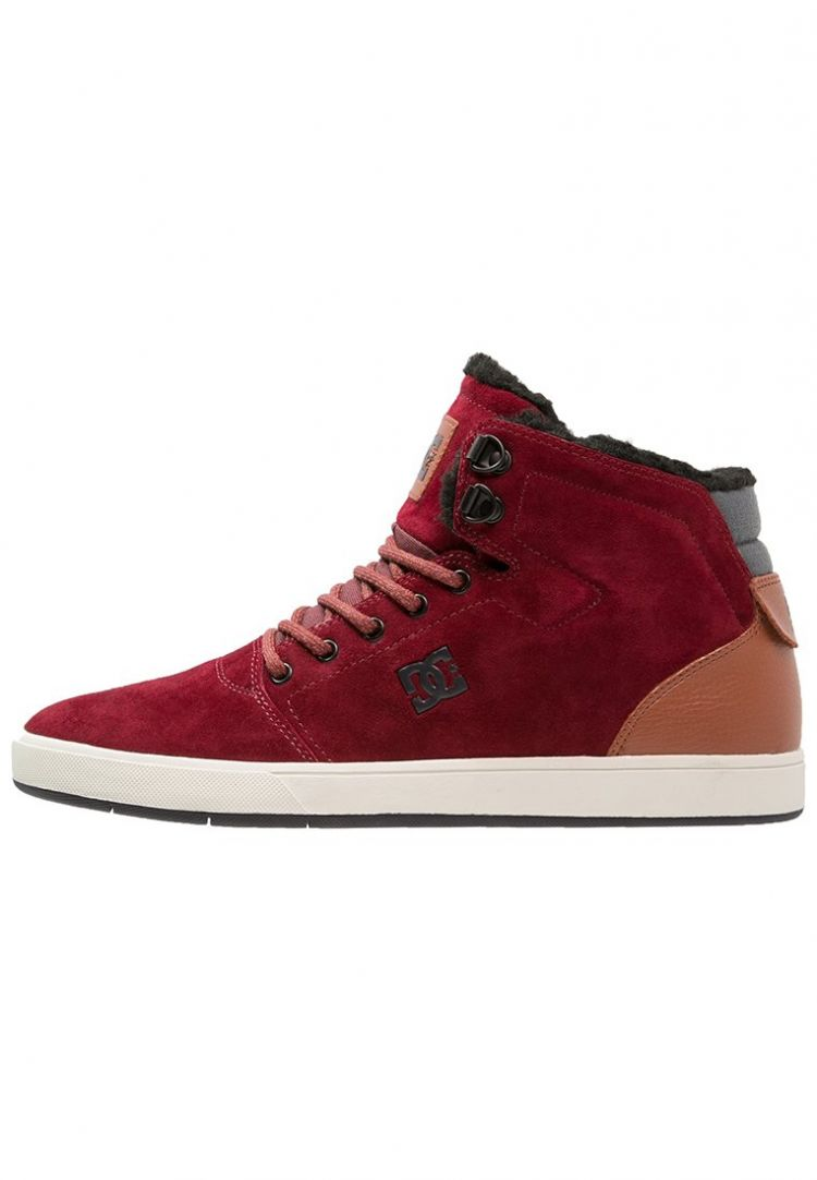 PRODUCT_IMAGE DC Shoes CRISIS Sneakers hoog syrah