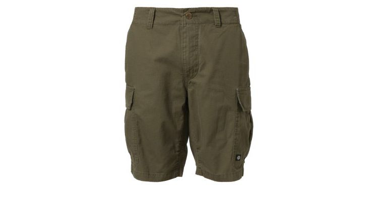 PRODUCT_IMAGE Dickies NEW YORK Shorts dark olive