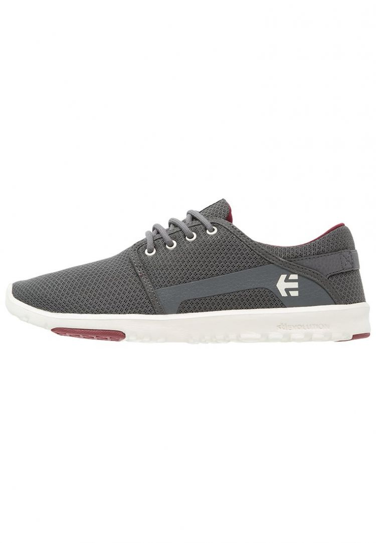 PRODUCT_IMAGE Etnies Sneakers laag grey/red/white