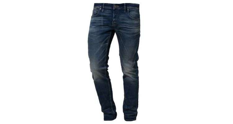 PRODUCT_IMAGE GStar 3301 LOW TAPERED Slim fit jeans medium aged
