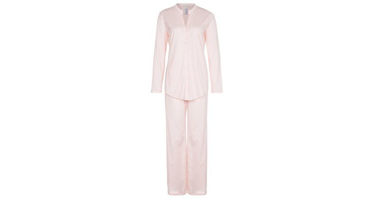PRODUCT_IMAGE Hanro COTTON DELUXE Pyjama rose