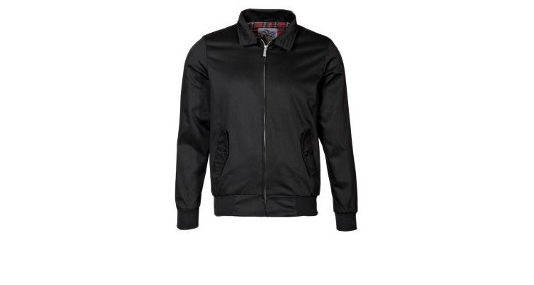 PRODUCT_IMAGE HARRINGTON Korte jassen noir