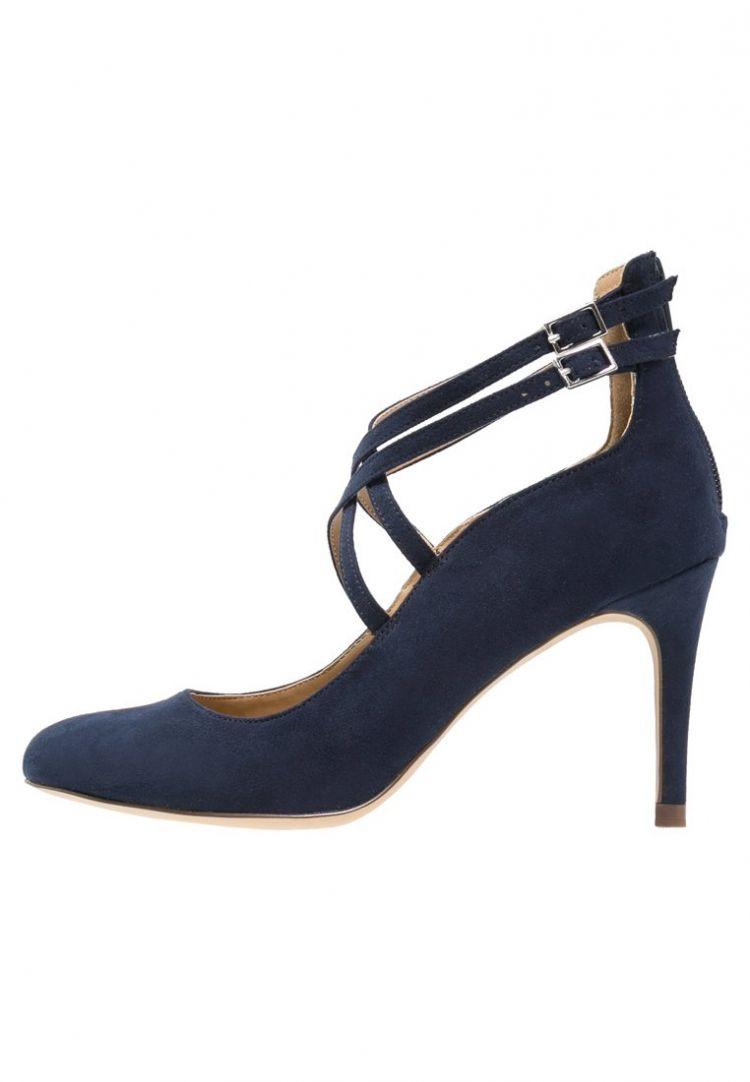 PRODUCT_IMAGE Head over Heels by Dune ALISHA Klassieke pumps navy