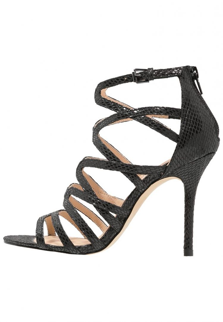 PRODUCT_IMAGE Head over Heels by Dune MEEMI Sandalen black