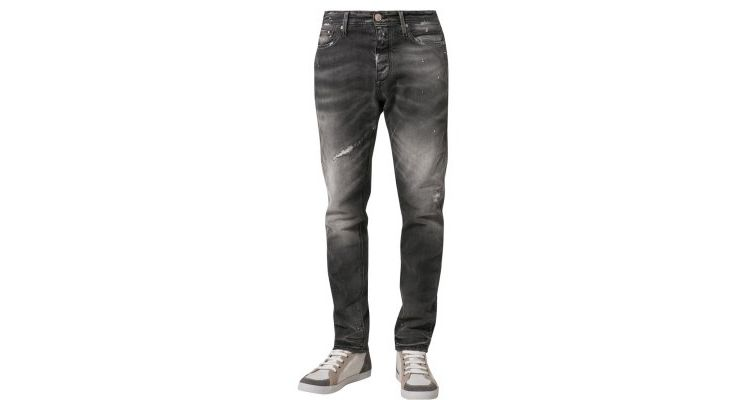 PRODUCT_IMAGE Jack & Jones ERIK Straight leg jeans Grijs