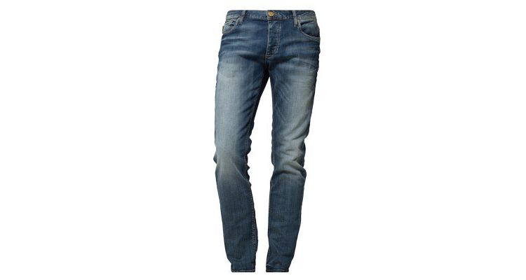 PRODUCT_IMAGE Jack & Jones TIM ORIGINAL Slim fit jeans blue denim