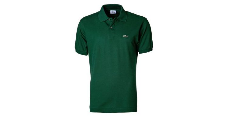 PRODUCT_IMAGE Lacoste Poloshirt vert