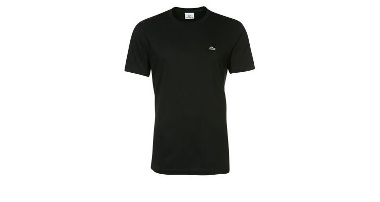 PRODUCT_IMAGE Lacoste REGULAR FIT Tshirt basic black