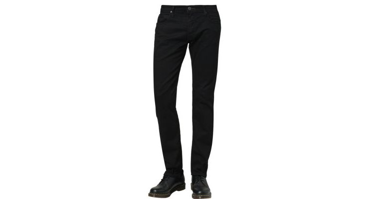 PRODUCT_IMAGE Lee POWELL Slim fit jeans clean black