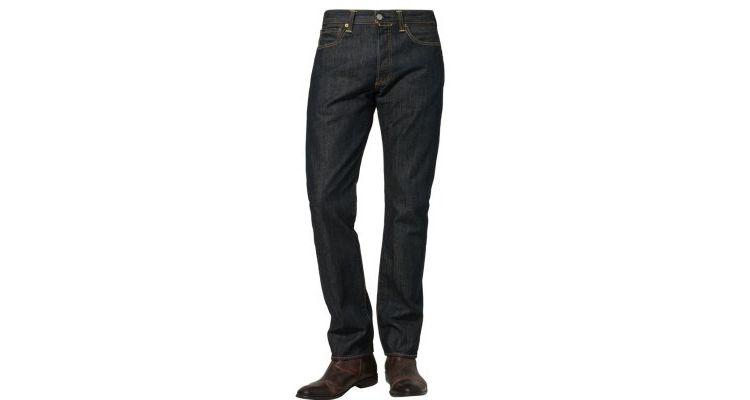 PRODUCT_IMAGE Levis® 501 THE ORIGINAL STRAIGHT Straight leg jeans 0162