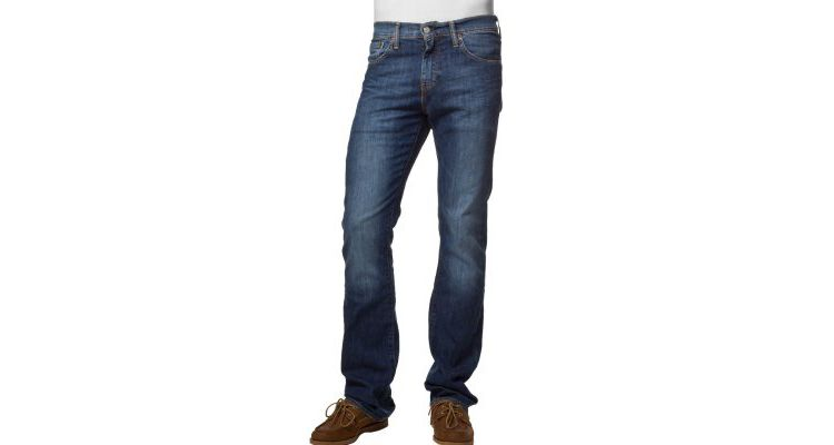 PRODUCT_IMAGE Levis® 527 BOOTCUT Bootcut jeans mostly mid blue