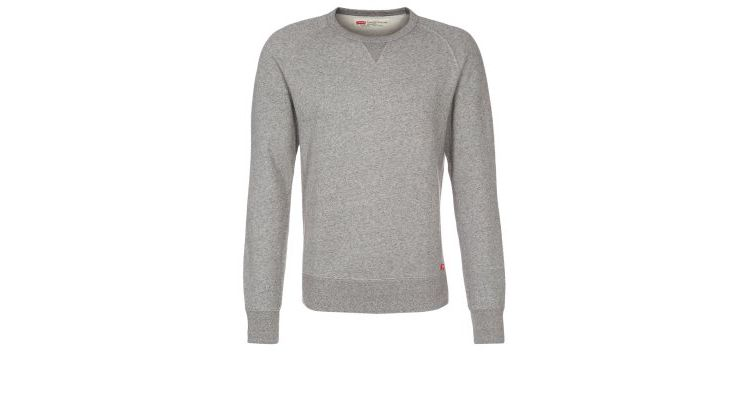 PRODUCT_IMAGE Levis® ORIGINAL Sweater med grey heather