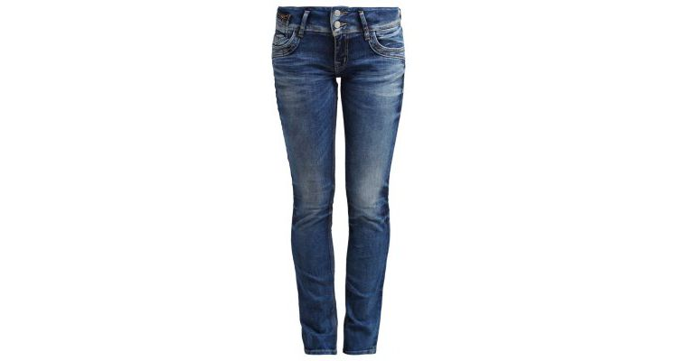 PRODUCT_IMAGE LTB JONQUIL Straight leg jeans blue lapis wash