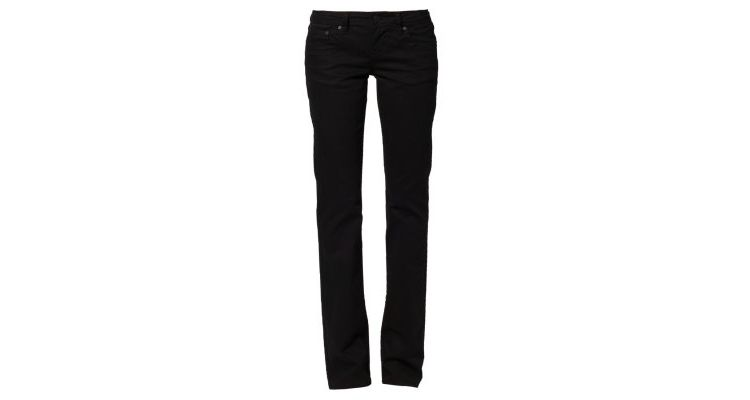 PRODUCT_IMAGE LTB VALERIE Bootcut jeans black denim