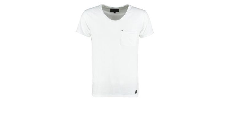 PRODUCT_IMAGE Minimum BRADLEY Tshirt basic white