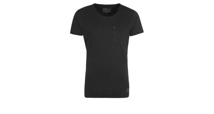 PRODUCT_IMAGE Minimum BRADLEY Tshirt basic black