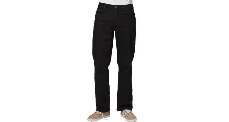 PRODUCT_IMAGE Mustang BIG SUR Straight leg jeans midnight black