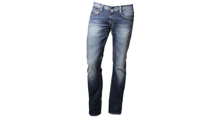PRODUCT_IMAGE Mustang OREGON STRAIGHT Straight leg jeans blau