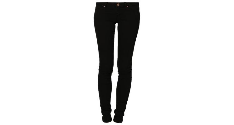 PRODUCT_IMAGE Noisy May NMEVE Slim fit jeans black