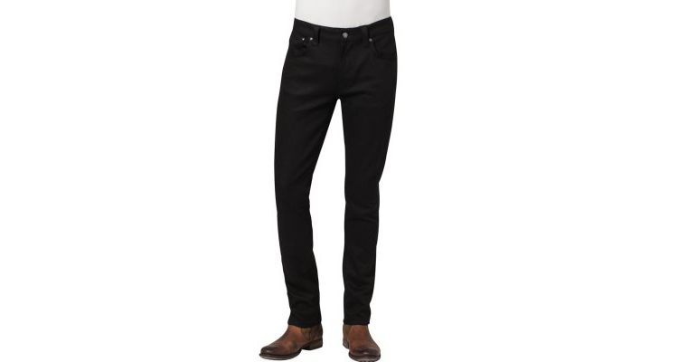PRODUCT_IMAGE Nudie Jeans THIN FINN Slim fit jeans organic black ring