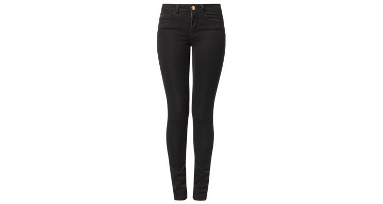 PRODUCT_IMAGE ONLY REGULAR SOFT ULTIMATE BLACK Slim fit jeans black denim