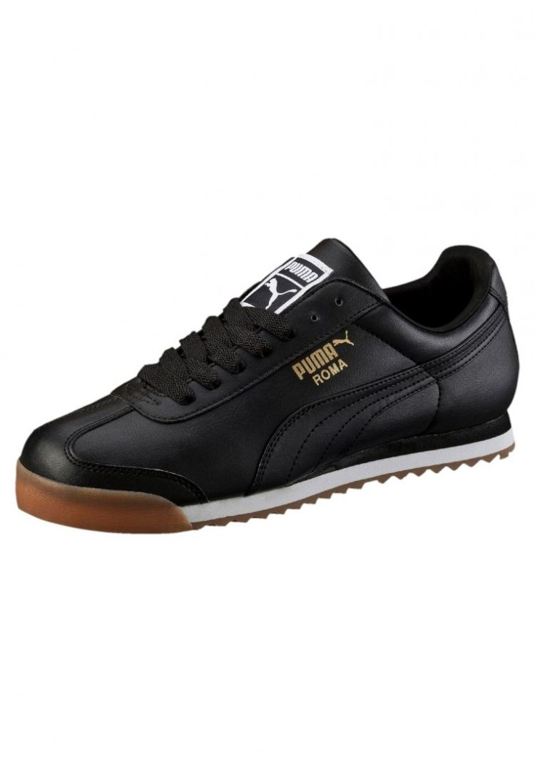 PRODUCT_IMAGE Puma ROMA Sneakers laag black/gum
