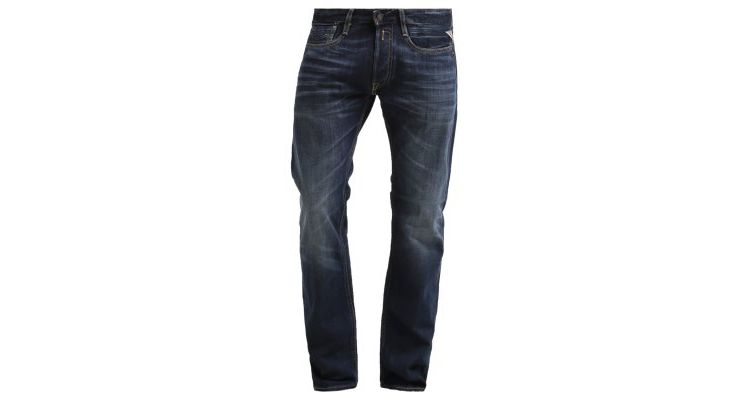 PRODUCT_IMAGE Replay NEWBILL Straight leg jeans blue