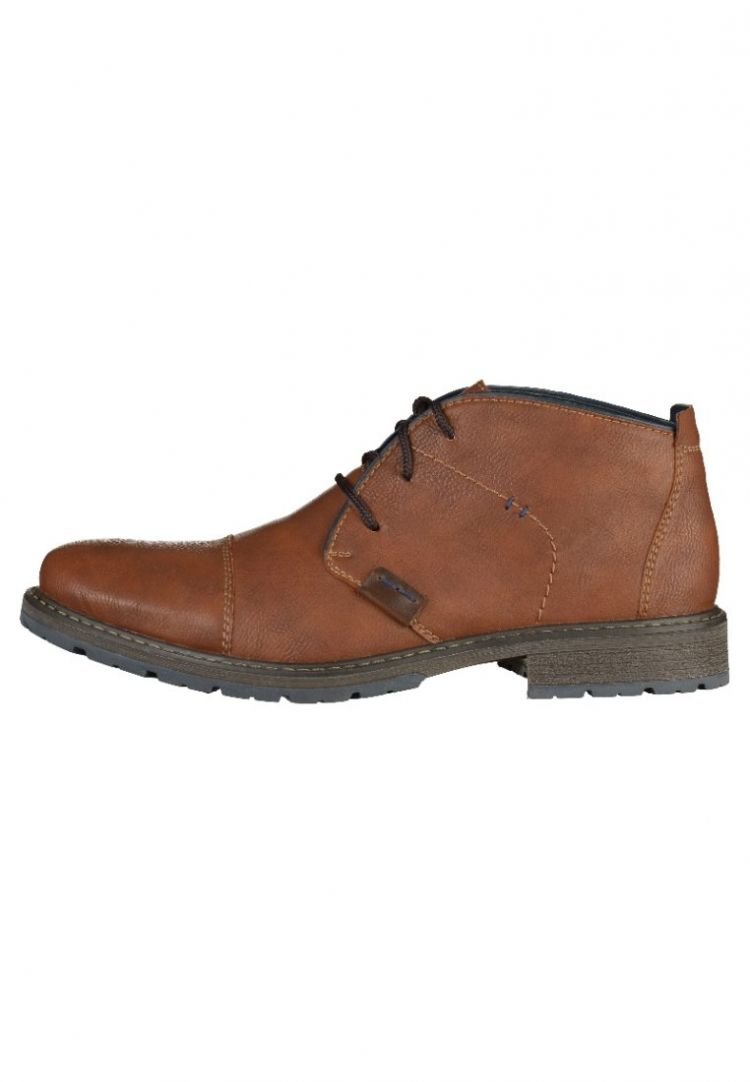 PRODUCT_IMAGE Rieker Veterschoenen brown