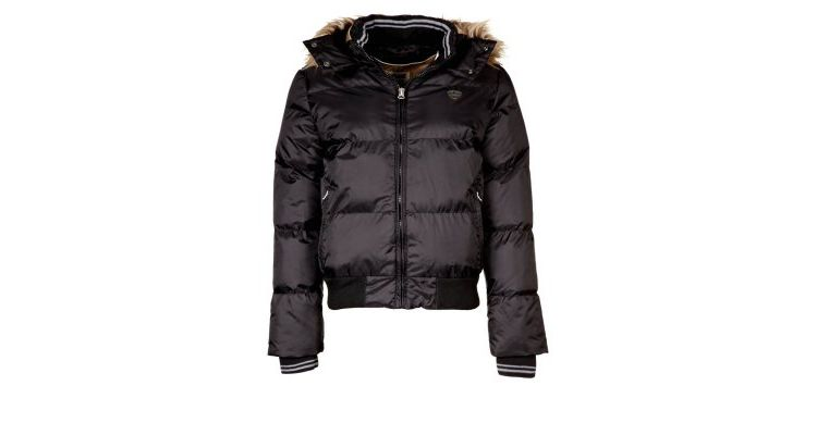 PRODUCT_IMAGE Schott NYC Winterjas black