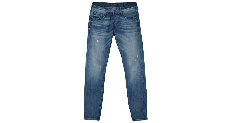 PRODUCT_IMAGE Scotch & Soda RALSTON REGULAR FIT Straight leg jeans denim blue